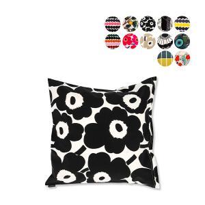マリメッコ Marimekko クッションカバー 50 × 50cm ウニッコ / レット / ティアラ / ウネルマ / ヴェルイェクセトゥ / ラシィマット 北欧 インテリア