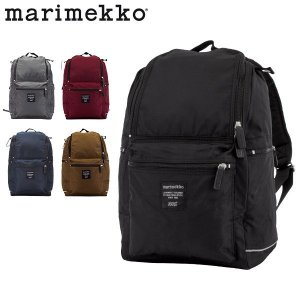 マリメッコ Marimekko バックパック バディ BUDDY ROADIE リュックサック 通勤 通学 レディース メンズ 02699