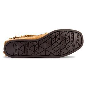 【赤字売切り価格】ミネトンカ Minnetonka ハイトップ バックジップ ブーツ スエード フリンジ Hi Top Back Zip Boot モカシン ショートブーツ レディース|glv|10