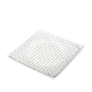 ナハトマン Nachtmann ダンシングスター ボサノバ 81398 スクエアプレート 28cm|glv