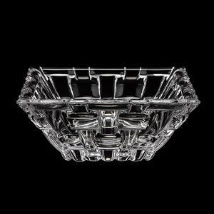 ナハトマン Nachtmann ボサノバ ボウル&プレート 5点セット スクエアプレート スクエアボウル 90023 Bossa Nova 皿 プレート 食器 ガラス|glv|06