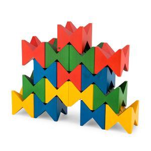 【お盆もあすつく】naef ネフ社 Naef Spiel ネフスピール 木のおもちゃ 知育玩具 積み木 積木 積木|glv|02