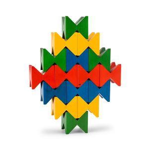 【お盆もあすつく】naef ネフ社 Naef Spiel ネフスピール 木のおもちゃ 知育玩具 積み木 積木 積木|glv|03