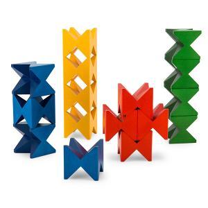【お盆もあすつく】naef ネフ社 Naef Spiel ネフスピール 木のおもちゃ 知育玩具 積み木 積木 積木|glv|04