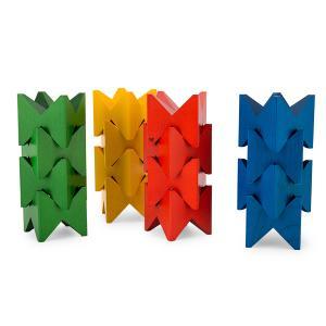 【お盆もあすつく】naef ネフ社 Naef Spiel ネフスピール 木のおもちゃ 知育玩具 積み木 積木 積木|glv|05