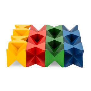 【お盆もあすつく】naef ネフ社 Naef Spiel ネフスピール 木のおもちゃ 知育玩具 積み木 積木 積木|glv|06
