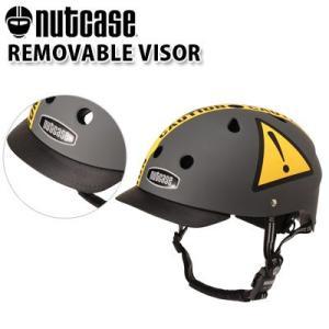 ナットケースヘルメット Accessories サンバイザー NCAC-1013 子供用 ヘルメットは別売り!!|glv