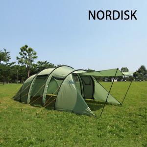 ノルディスク レイサ6 テント 6人用 ダスティーグリーン 122032 タープ アウトドア キャンプ NORDISK glv