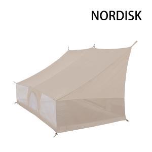 ノルディスク インナーキャビン (1pc) ウトガルド13.2用 144010 個室 テント キャンプ アウトドア NORDISK glv