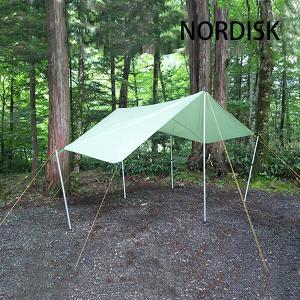 ノルディスク NORDISK タープ ヴォス 14 PU 127007 ダスティーグリーン Voss 14 Dusty Green キャンプ テント アウトドア glv