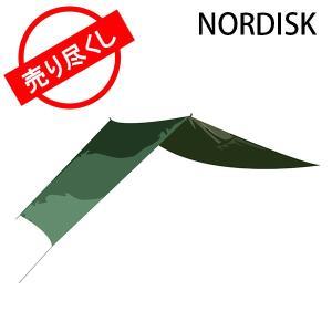 赤字売切り価格ノルディスク タープ ヴォス 14 SI 117007 フォレストグリーン キャンプ 雨よけ 日よけ アウトドア glv