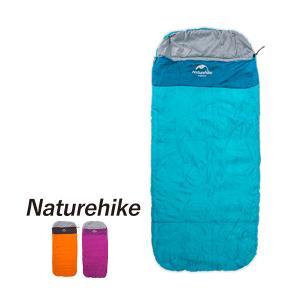 ネイチャーハイク Naturehike 寝袋 オーバル スリーピングバッグ Updated Oval Shaped Sleeping Bag NH80S023-D シェラフ|glv