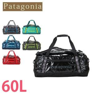 PATAGONIA パタゴニア BLACK HOLE DUFFEL 60L ブラックホールダッフル 60L 49341|glv