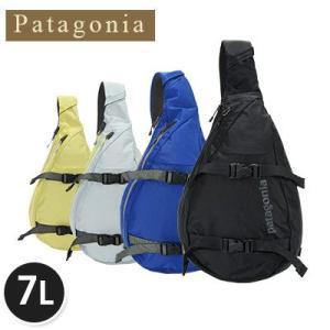 Patagonia パタゴニア ATOM アトム 7L クーリエ シングルショルダー バッグ バックパック Travel Gear トラベルギア 48259|glv