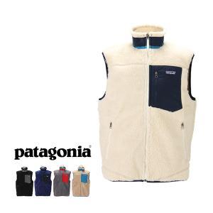 PATAGONIA パタゴニアM'S CLASSIC RETRO-X VEST メンズ クラッシックレトロ エックス ベスト レトロX フリースベスト 23047 / 23048|glv