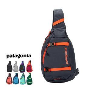 パタゴニア PATAGONIA ボディバッグ アトム スリング 8L ワンショルダーバッグ スリングバッグ 48260 / 48261 EQUIPMENT DAY PACKS|glv