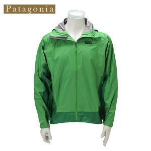 パタゴニア PATAGONIA メンズ レイン シャドウジャケット アウター アウトドア シラントログリーン 84475 S|glv