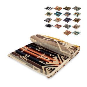 【お盆もあすつく】ペンドルトン PENDLETON タオルブランケット オーバーサイズ ジャガード タオル XB233 大判|glv