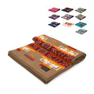 ペンドルトン PENDLETON ブランケット チーフジョセフ ムチャチョ ベビーブランケット ウー...