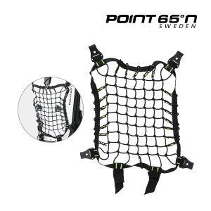 Point65 ポイント65 CARGO NETS カーゴネット Cargo Net 20L ブラック 503170 リュック 北欧|glv