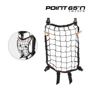 Point65 ポイント65 カーゴネット カーゴネット25L Black ブラック 503279 縦39cm×横29cm 北欧|glv