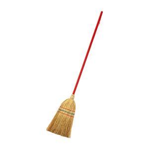 レデッカー REDECKER 赤い柄が可愛い ほうきMサイズ 014511