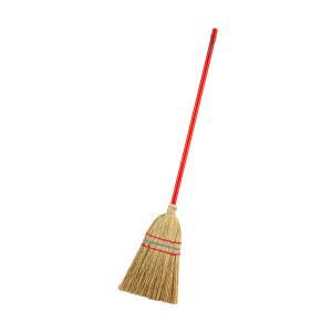 レデッカー REDECKER 赤い柄が可愛い ほうきSサイズ 014580 glv