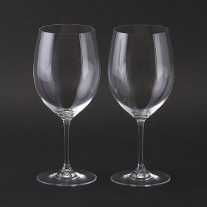 赤字売切り価格 リーデル ヴィノム ブルネッロ・ディ・モンタルチーノ 2個 クリア(透明) 6416/90 ワイングラス glv 03