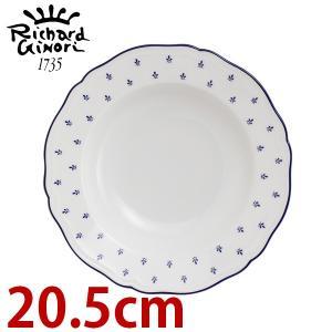 リチャード・ジノリ ロイヤルブルー リチャード・ジノリ スーププレート 20.5cm|glv