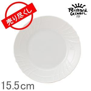 赤字売切り価格 リチャード・ジノリ ベッキオジノリ ホワイト フラットプレート 15.5cm 002-0015-00000|glv