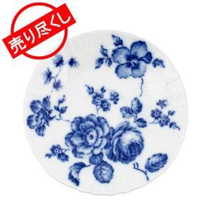 リチャード・ジノリ Richard Ginori ローズブルー ソーサー 15cm 002-2830-16527 Rose Blue プレート|glv