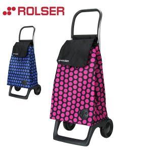 ロルサー Rolser ベイビー ルナ ジョイ Baby Luna Joy-1800 ドット 水玉 ショッピングカート おしゃれ カート BAB001|glv