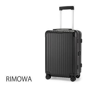 リモワ スーツケース 4輪 キャリーバッグ TSAロック マルチホイール 旅行 出張 トラベル ビジ...