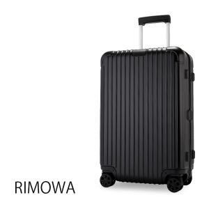 【全品あすつく】リモワ RIMOWAエッセンシャル 832636 チェックイン M 60L 4輪 スーツケース Essential Check-In M|glv