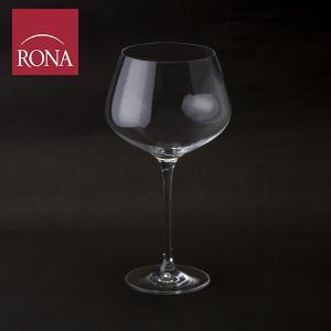ロナ Rona ブルゴーニュ ワイングラス 720mL スタイリッシュ 6044-720 Charisma Burgundy 赤ワイン グラス|glv