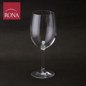 ロナ Rona ボルドー ワイングラス 450mL デイリー 2570-450 Gala Bordeaux 赤ワイン グラス|glv