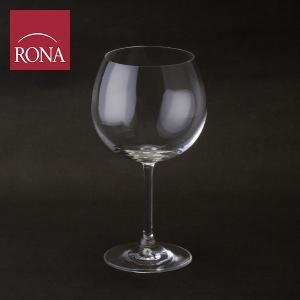 ロナ Rona ブルゴーニュ ワイングラス 460mL デイリー 2570-460 Gala Burgundy 赤ワイン グラス|glv