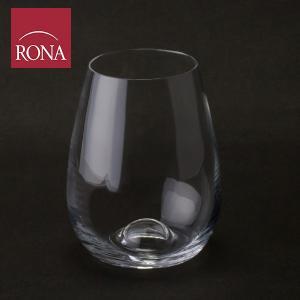 ロナ Rona ボルドー ワイングラス 460mL ポップ 4221-460 Drink Master Pop Bordeaux 赤ワイン グラス|glv