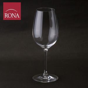 ロナ Rona ワイングラス 450mL クラシック 6339-450 Prestige Wine 赤ワイン グラス|glv