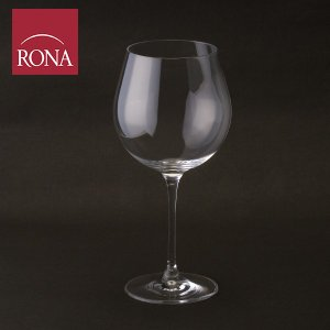 ロナ Rona ブルゴーニュ ワイングラス 610mL クラシック 6339-610 Prestige Burgundy 赤ワイン グラス|glv