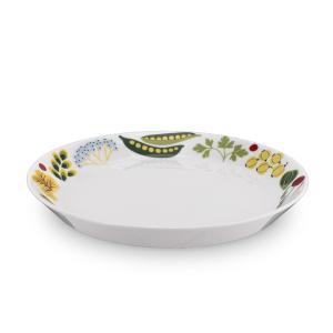 【お盆もあすつく】ロールストランド Rorstrand Kulinara Hard porcelain クリナラ Plate flat ホワイト 202419 23cm 北欧 glv