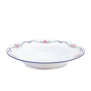 【お盆もあすつく】ロールストランド Rorstrand スンドボーン ディーププレート 24cm 深皿 食器 磁器 1011762 Sundborn パスタ皿 スープ皿 北欧 glv
