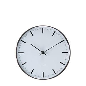 Rosendahl ローゼンダール アルネ・ヤコブセン シティホール 掛け時計 Arne Jacobsen AJ City Hall Clock 210, white 43631|glv