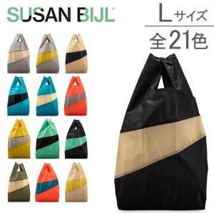 スーザン ベル Susan Bijl バッグ Lサイズ 全21色 ショッピングバッグ Minerals / The New Shopping Bag エコバッグ ナイロン 大容量 glv