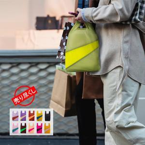 スーザン ベル Susan Bijl バッグ Sサイズ ショッピングバッグ 1975 / The New Shopping Bag エコバッグ ナイロン 大容量 折りたたみ 軽量 glv