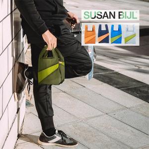 スーザン ベル Susan Bijl バッグ Sサイズ ショッピングバッグ Untitled エコバッグ ナイロン 大容量 glv