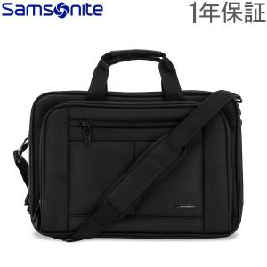 【P10倍】 サムソナイト クラシックビジネス Classic Business 3 ブリーフケース 15.6インチ ブラック 43270-1041 ビジネスバッグ パソコン glv