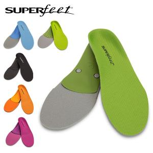 スーパーフィート Superfeet インソール トリムフィット グリーン/ブルー/ブラック COR...