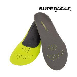 スーパーフィート Superfeet インソール カーボン トリムフィット 軽量 薄型 320 Carbon ランニング ウォーキング 足骨格矯正 中敷き|glv