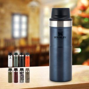 スタンレー Stanley 水筒 新ロゴ クラシック 真空ワンハンドマグ 0.47L 10-0643...